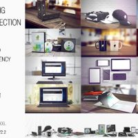 Advertising Mock Up Collection – Free After Effects Template