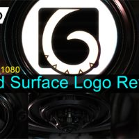 VIDEOHIVE HARD SURFACE LOGO REVEAL / ELEMENT 3D