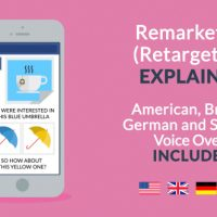 Remarketing / Retargeting Explainer – Free VIP Template