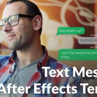 Text Message with Photo and Video Options Free Download