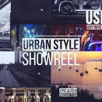 VIDEOHIVE URBAN SHOWREEL FREE DOWNLOAD