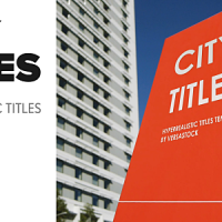 City Titles | Realistic Titles Opener Free VIP Template