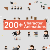 VIDEOHIVE CHARACTER ANIMATION PACK FREE DOWNLOAD