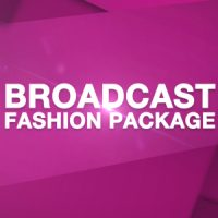 VIDEOHIVE BROADCAST FASHION PACKAGE