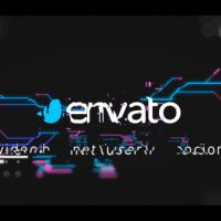 Glitch Logo Reveal – Free After Effects Templates