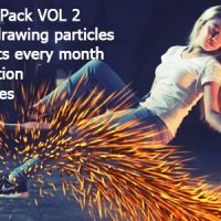 VIDEOHIVE PARTICULAR PRESETS – MAGIC PACK II ADD-ON