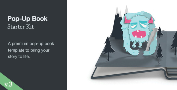 Pop up book starter kit free after effects templates free after pop up book starter kit free after effects templates maxwellsz