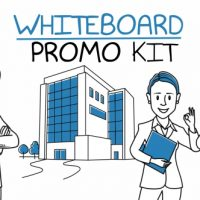 Whiteboard Promo Kit – Free After Effects Templates
