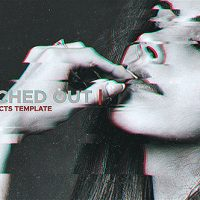 VIDEOHIVE GLITCHED OUT FREE DOWNLOAD