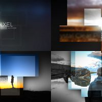 VIDEOHIVE EXPANDING BOX SLIDESHOW