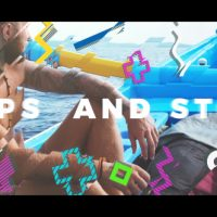 VIDEOHIVE SUMMER STOMP LOGO FREE AFTER EFFECTS TEMPLATE