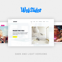 WebSlides – Free After Effects Templates