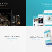 VIDEOHIVE THE7 – APP PRESENTATION KIT