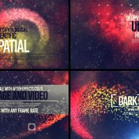 VIDEOHIVE DARK MAGIC – FREE AFTER EFFECTS TEMPLATE