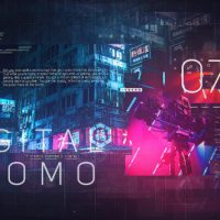 Digital Promo – Free VIP After Effects Template