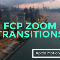FCP Zoom Transitions Free Apple Motion Template