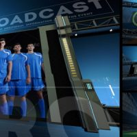 VIDEOHIVE SPORTS ARENA PROMO PACKAGE