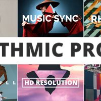 VIDEOHIVE RHYTHMIC PROMO FREE AFTER EFFECTS TEMPLATE