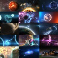 VIDEOHIVE SOLAR SYSTEM MASSIVE KIT