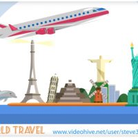 World Travel Free VIP Template