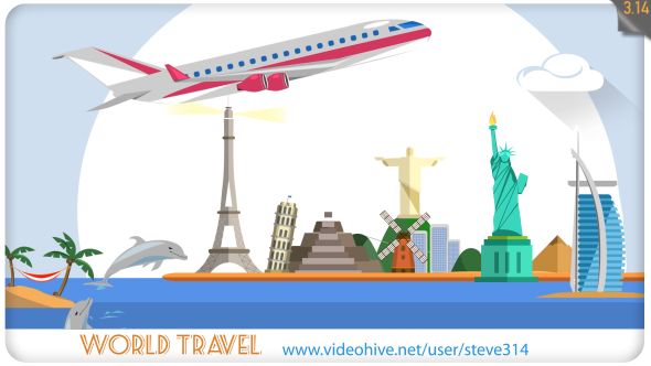 World Travel Free Vip Template