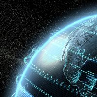 VIDEOHIVE DIGITAL EARTH GLOBE – MOTION GRAPHIC