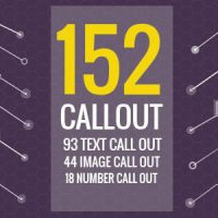 VIDEOHIVE 152 CALL-OUT TITLES FREE DOWNLOAD