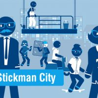 Stickman City – Explainer Video Kit – Free VIP Template