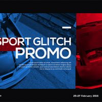 VIDEOHIVE SPORT GLITCH PROMO FREE DOWNLOAD