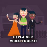 Character Maker – Explainer Video Toolkit 2 – Free VIP Template