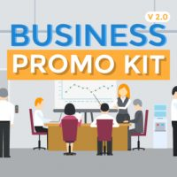 VIDEOHIVE BUSINESS PROMO KIT FREE DOWNLOAD
