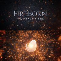VIDEOHIVE FIREBORN LOGO FREE DOWNLOAD