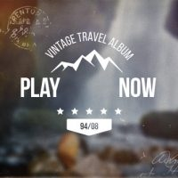 Vintage Slideshow – Free VIP Template