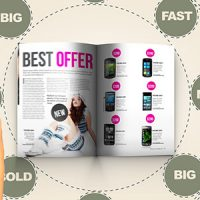 VIDEOHIVE IN MAGAZINE – AFTER EFFECTS PROJECT