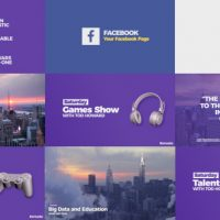 Modern Broadcast Pack – Free After Effects Template