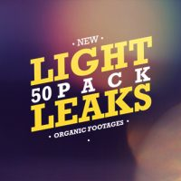 Light Leaks – Free After Effects Template