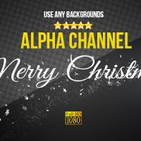 Christmas Text –  Motion Graphics After Effects Template