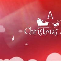 Motion Array – Christmas Slide After Effects Template