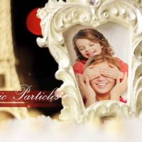 Motion Array – Christmas Slides, After Effects Template