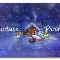 Christmas Parallax Slideshow – Free After Effects Template