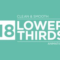 Lower Thirds – Free After Effects Templates