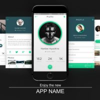 App Presentation – Free After Effects Template