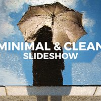 VIDEOHIVE MINIMAL & CLEAN SLIDESHOW