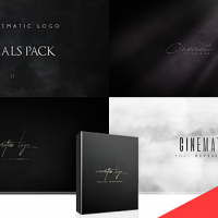 Cinematic Logo Reveals Pack 20762573 – Free After Effects Template