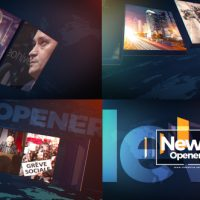 VIDEOHIVE NEWS OPENER 20952510 FREE DOWNLOAD