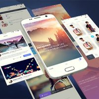 Android App Presentation Template – Free VIP Template