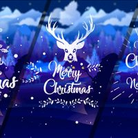 VIDEOHIVE WINTER OPENER NEW PROJECT