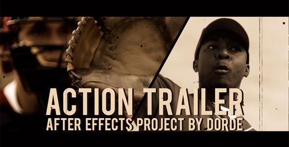 VIDEOHIVE ACTION TRAILER 1561640 - FREE DOWNLOAD - Free After ...