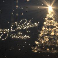 VIDEOHIVE CHRISTMAS LOGO 20890701