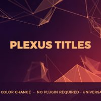 VIDEOHIVE PLEXUS TITLES FREE DOWNLOAD